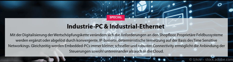 Special Industrie-PC & Industrial-Ethernet