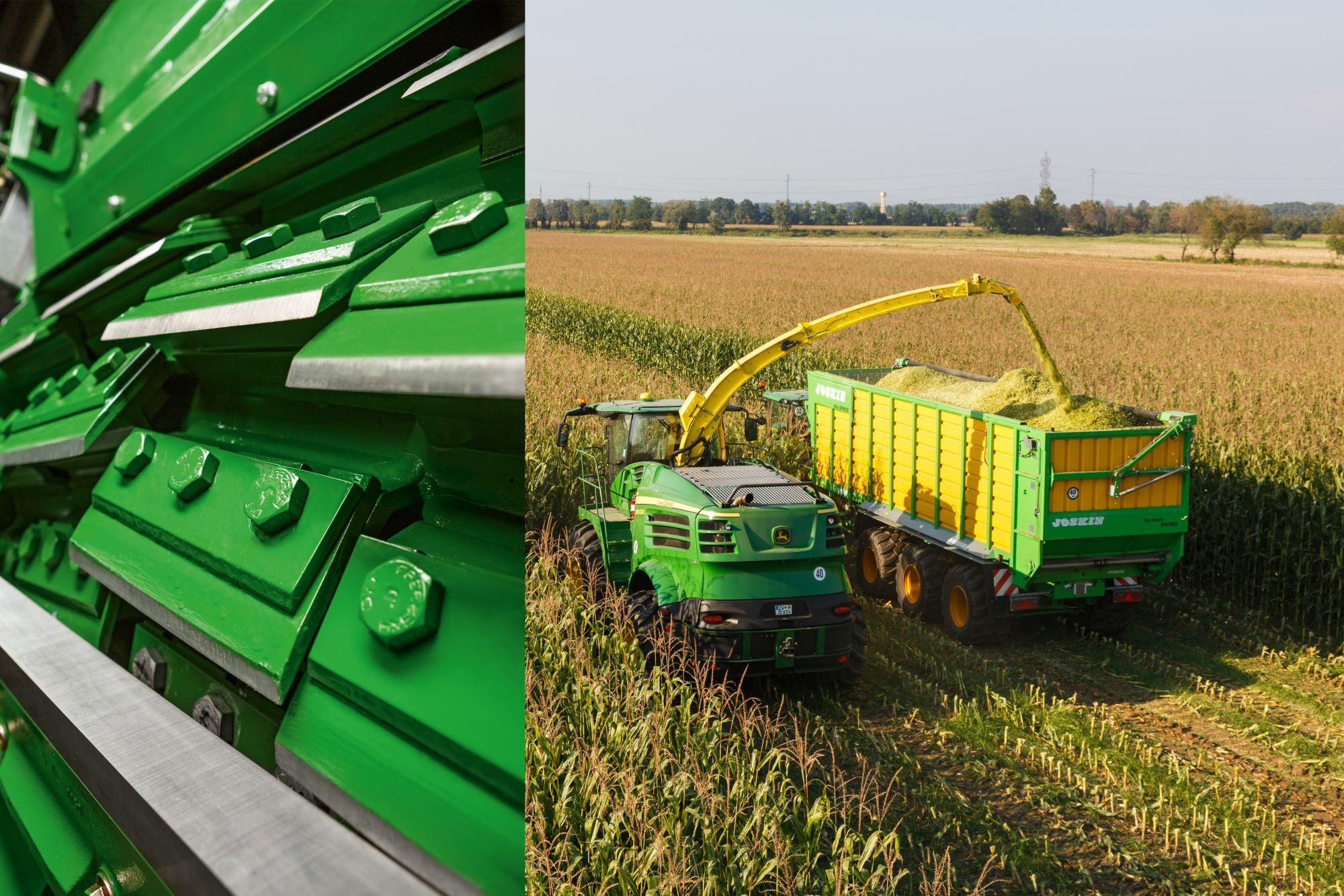 Agritechnica 2015 zeigt Zukunftstrends in der Landwirtschaft