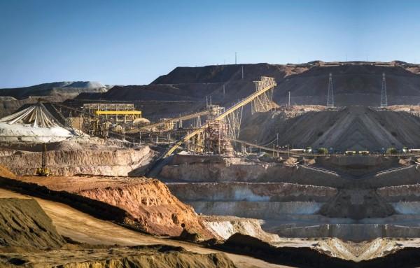 Bergbau Chile