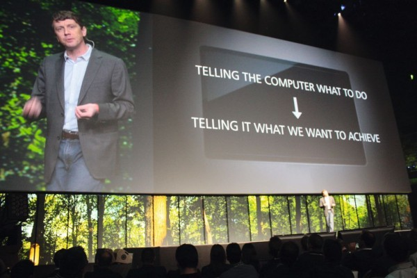Jeff Kowalski, Autodesk University Keynote