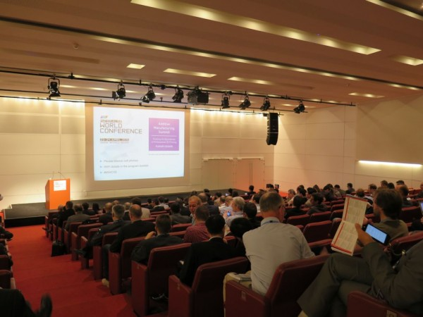 Materialise World Conference 2015