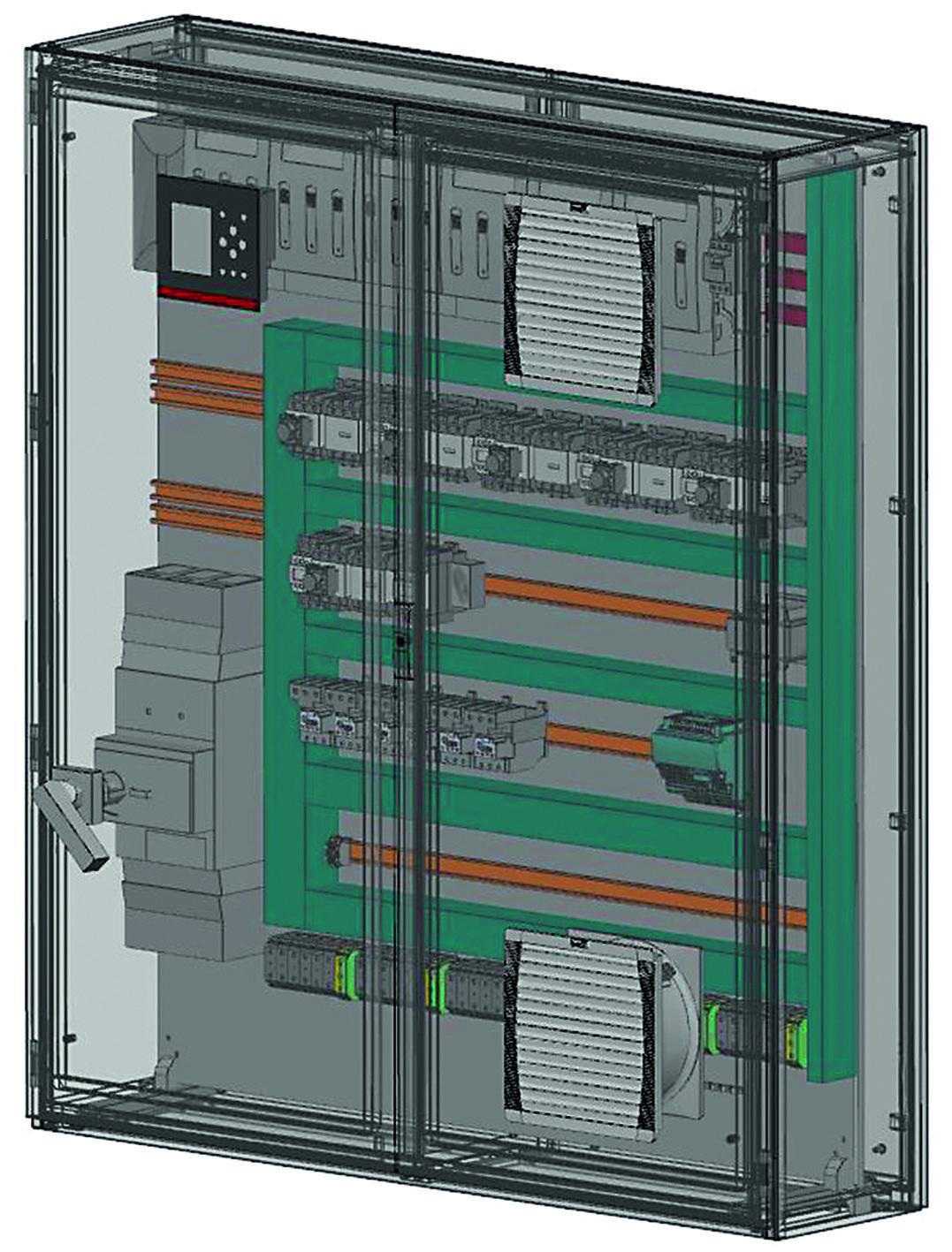 Elektrokonstruktion Per Knopfdruck E Plan Electrical Tiefe Integration Umfangreiche Vorarbeiten