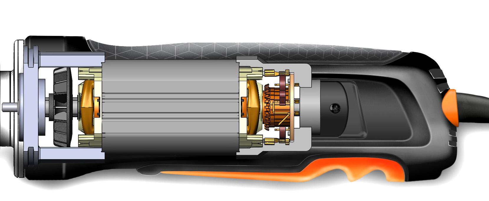 Vom Pappmodell zum Produkt: Kundenspezifische Handmotoren